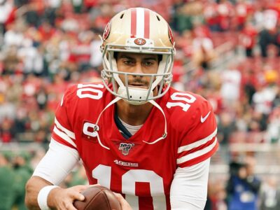 Jimmy Garoppolo - American football