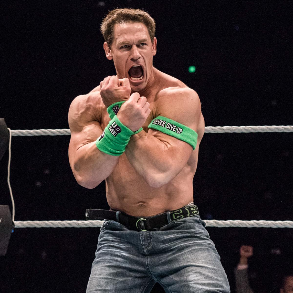 John Cena Says Steroid Users Like A Rod Should Go To Jail