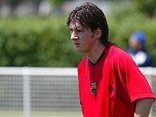 Lionel Andrés Messi Cuccittini