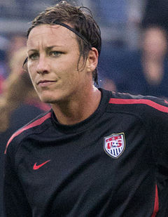Abby Wambach - United States women's national soccer team